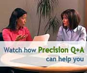 Watch How Precision Q&amp;A Can Help You